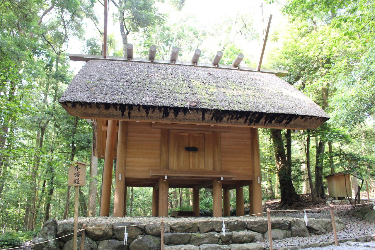伊勢神宮(内宮)2016夏-30