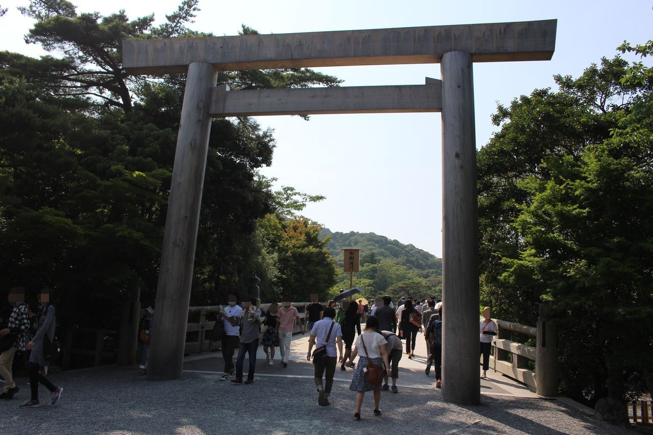 伊勢神宮(内宮)2016夏-39