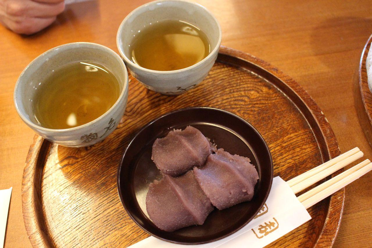赤福 五十鈴川店-11