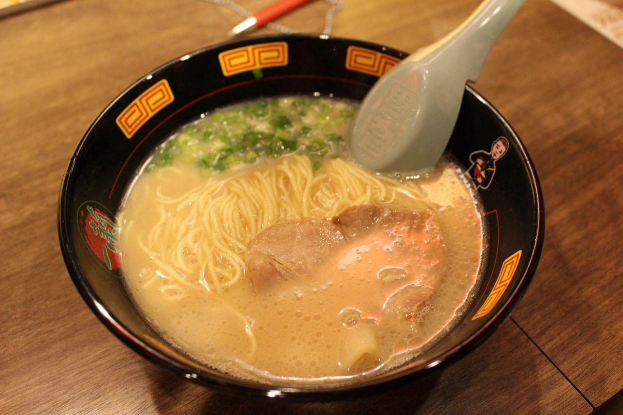 一蘭 神戸玉津店-13