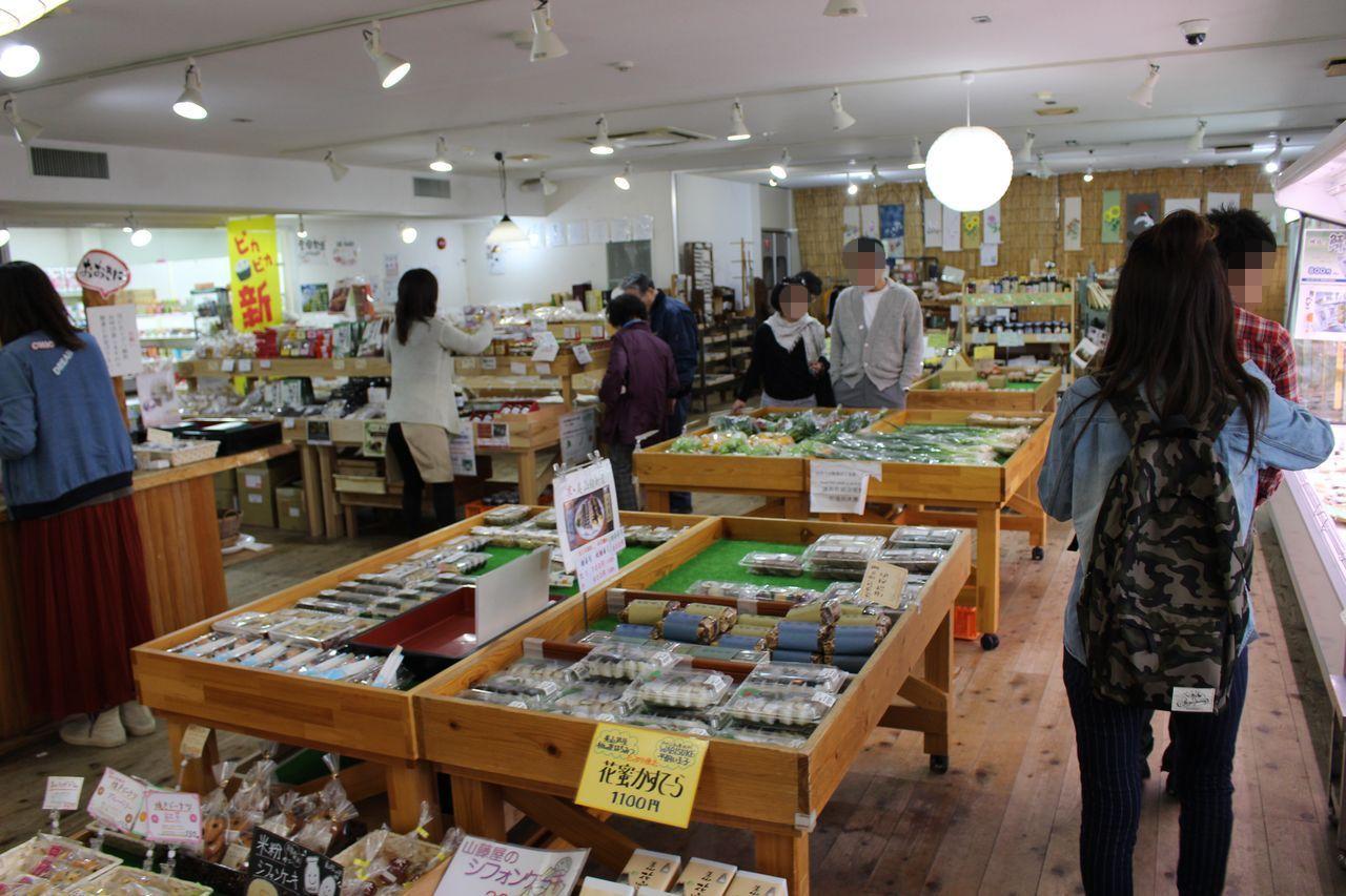 道の駅 美山ふれあい広場-2