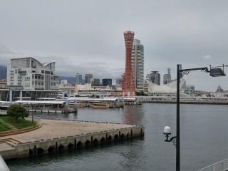 186神戸港