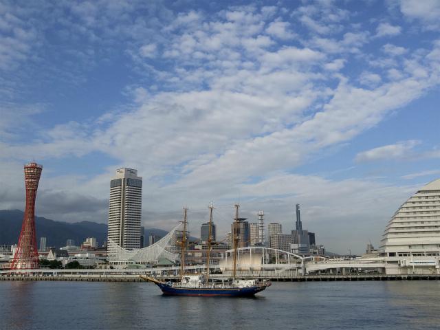 347神戸港