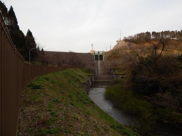 DSCN0056子撫川ダム