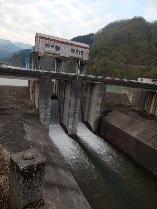 DSCN0081上市川第二ダム