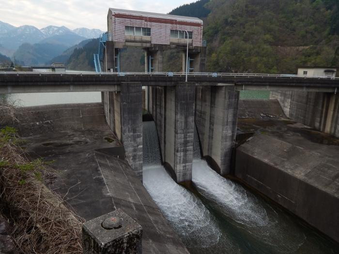 DSCN0083上市川第二ダム