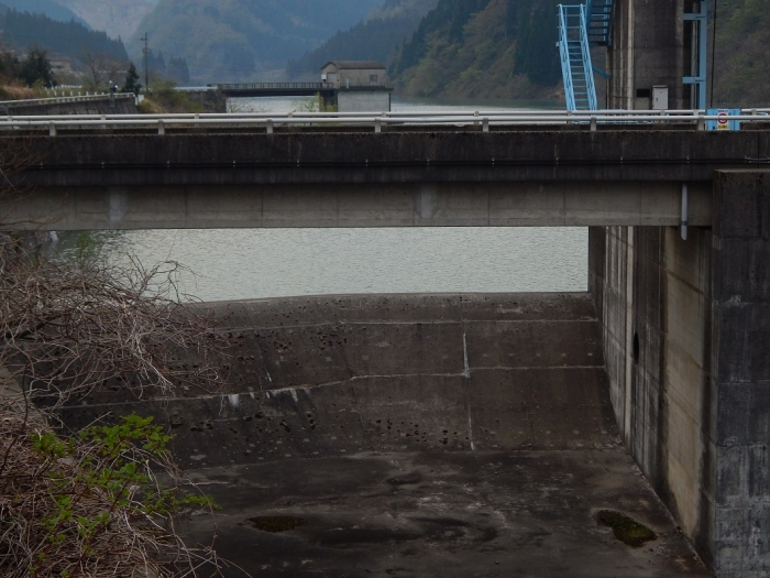 DSCN0087上市川第二ダム
