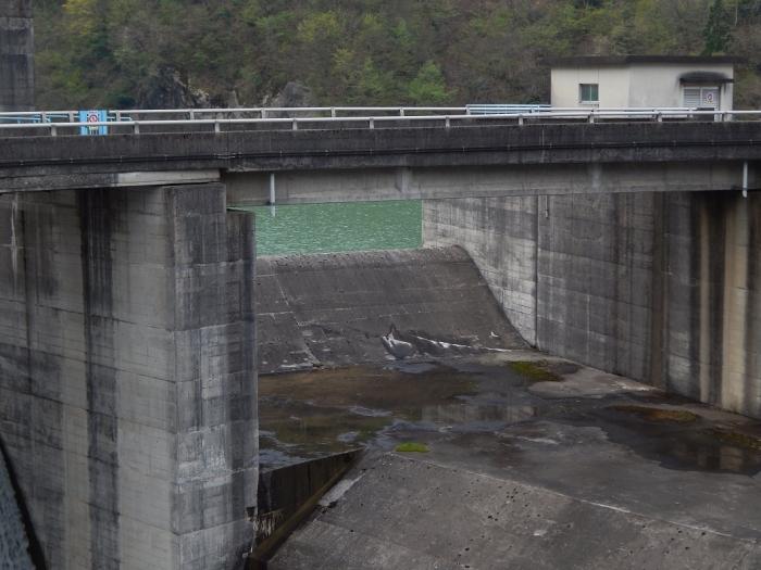 DSCN0086上市川第二ダム