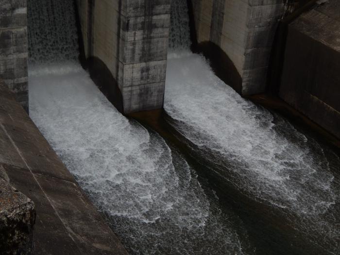 DSCN0085上市川第二ダム