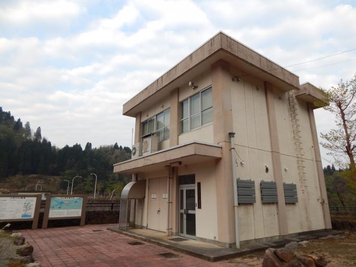 DSCN0089上市川第二ダム