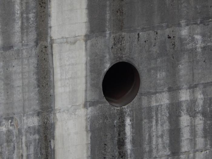 DSCN0092上市川第二ダム