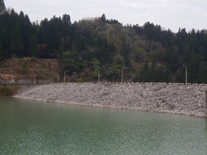 DSCN0095上市川第二ダム