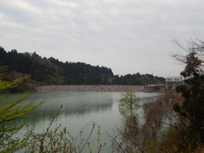 DSCN0102上市川第二ダム