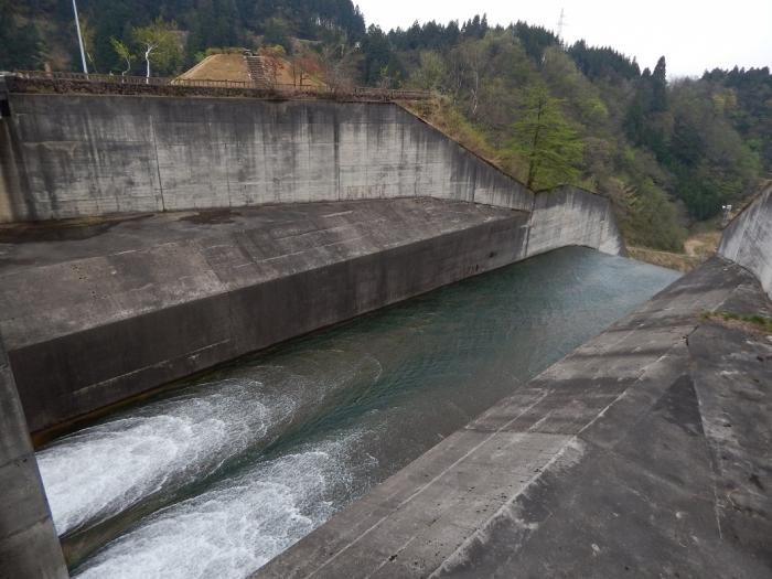 DSCN0105上市川第二ダム