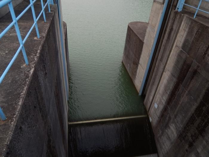 DSCN0111上市川第二ダム