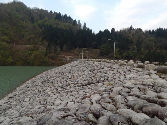 DSCN0117上市川第二ダム