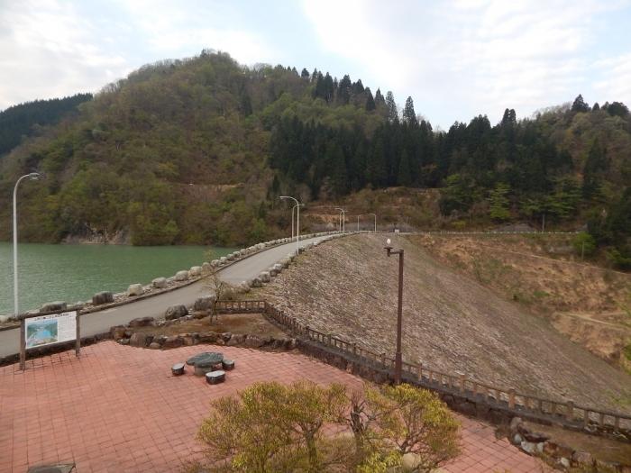 DSCN0124上市川第二ダム