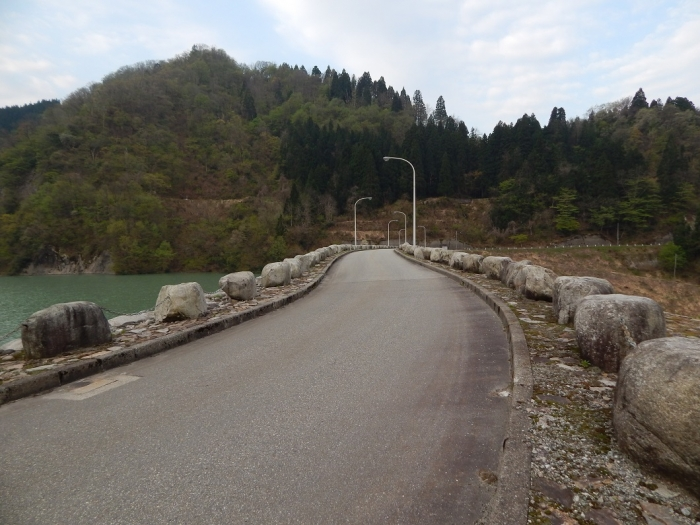 DSCN0127上市川第二ダム