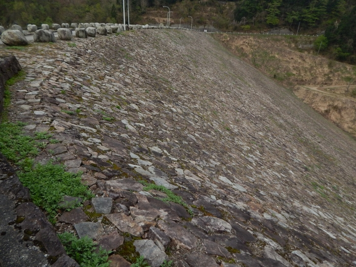DSCN0125上市川第二ダム