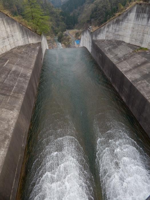 DSCN0131上市川第二ダム