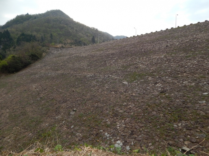 DSCN0138上市川第二ダム