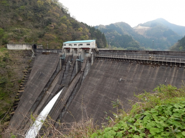 DSCN0151上市川ダム