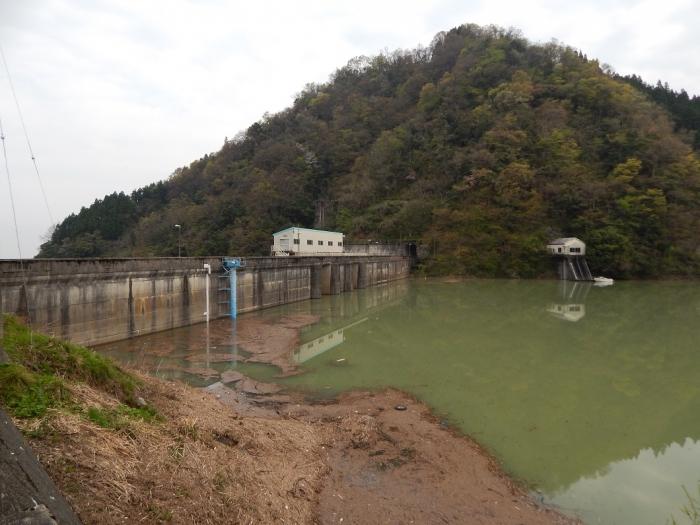 DSCN0160上市川ダム