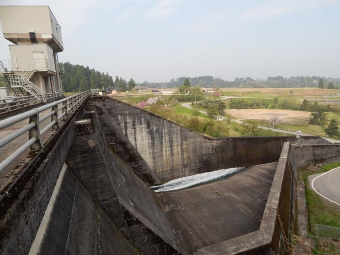 DSCN0187白岩川ダム