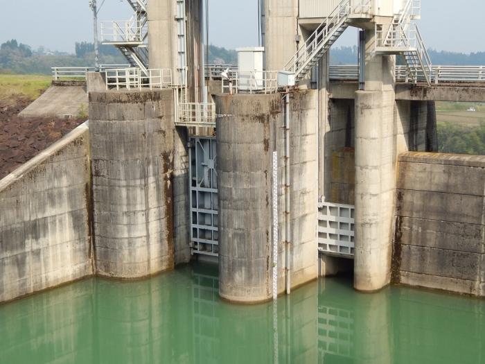 DSCN0193白岩川ダム