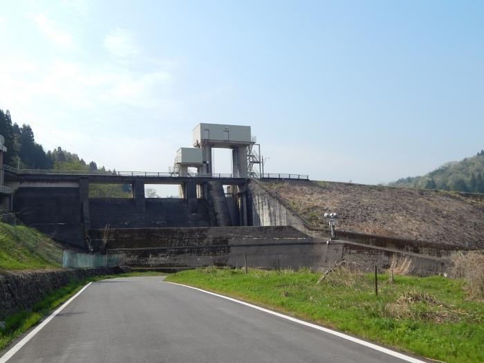 DSCN0199白岩川ダム