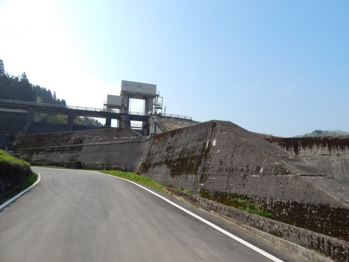 DSCN0200白岩川ダム