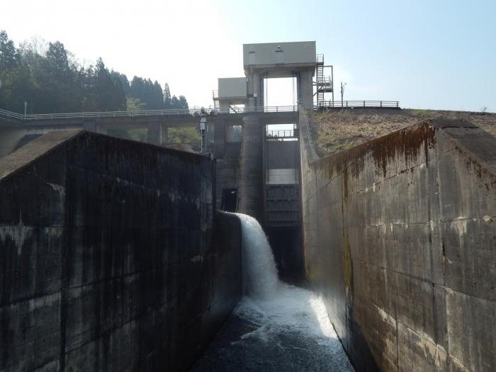 DSCN0203白岩川ダム