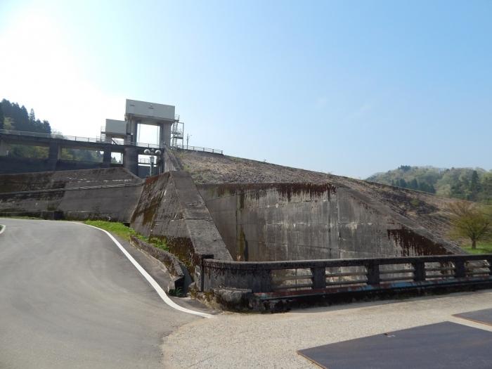DSCN0201白岩川ダム