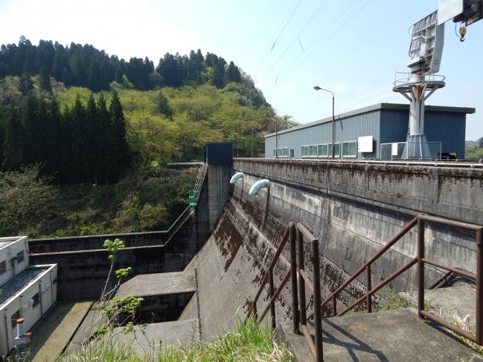 DSCN0213和田川ダム