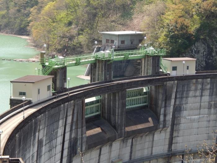 DSCN0340室牧ダム