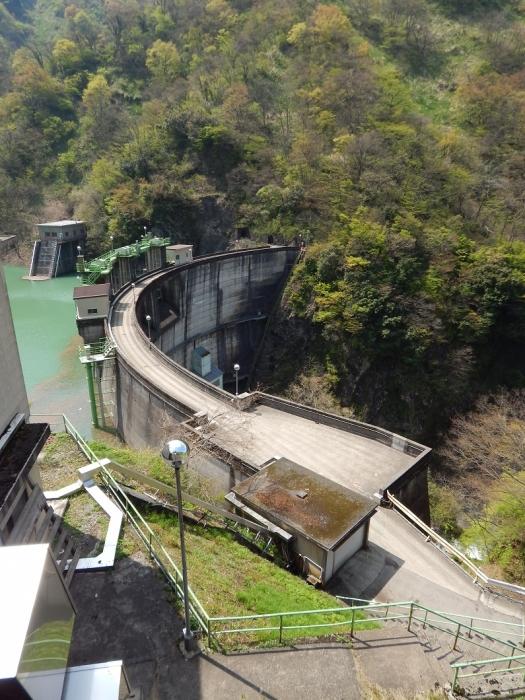 DSCN0339室牧ダム