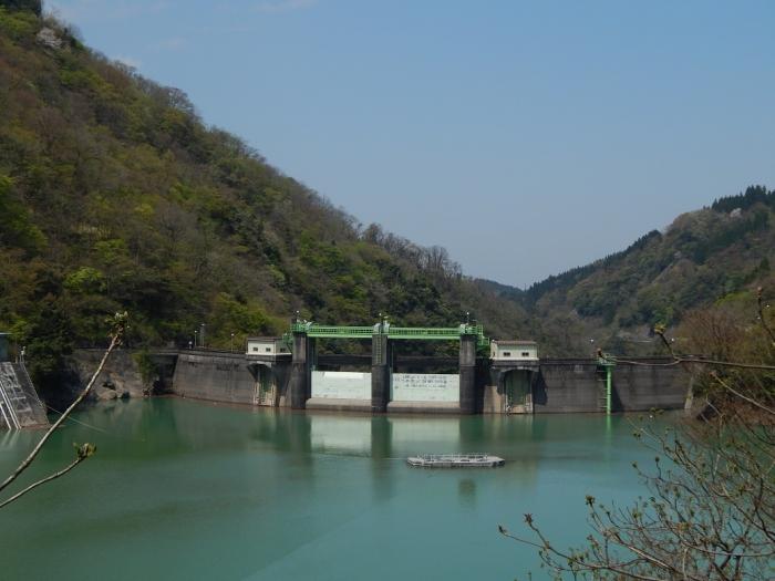 DSCN0333室牧ダム