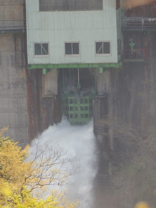 DSCN0345室牧ダム