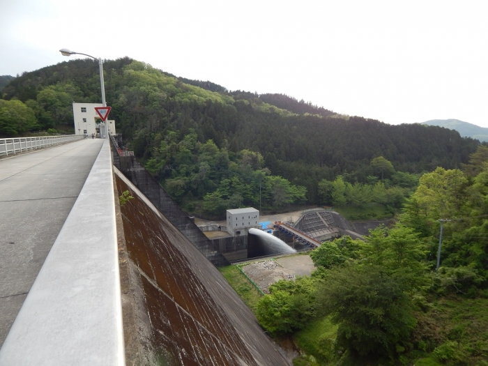DSCN0405羽布ダム