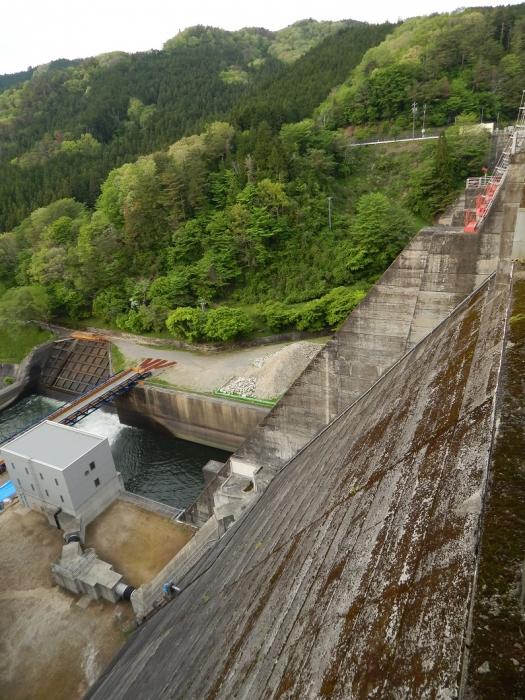 DSCN0435羽布ダム
