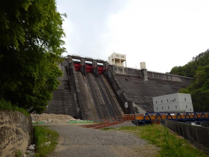 DSCN0451羽布ダム