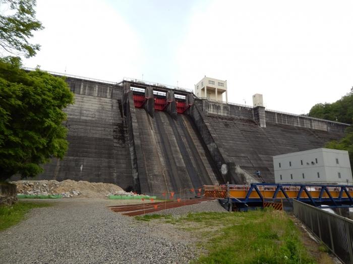 DSCN0452羽布ダム