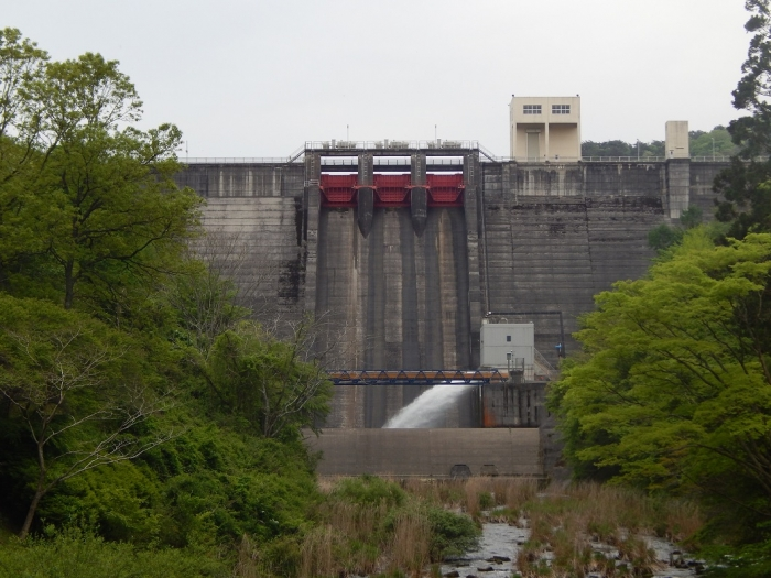 DSCN0458羽布ダム
