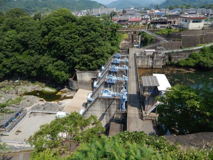 DSCN0543高津戸ダム