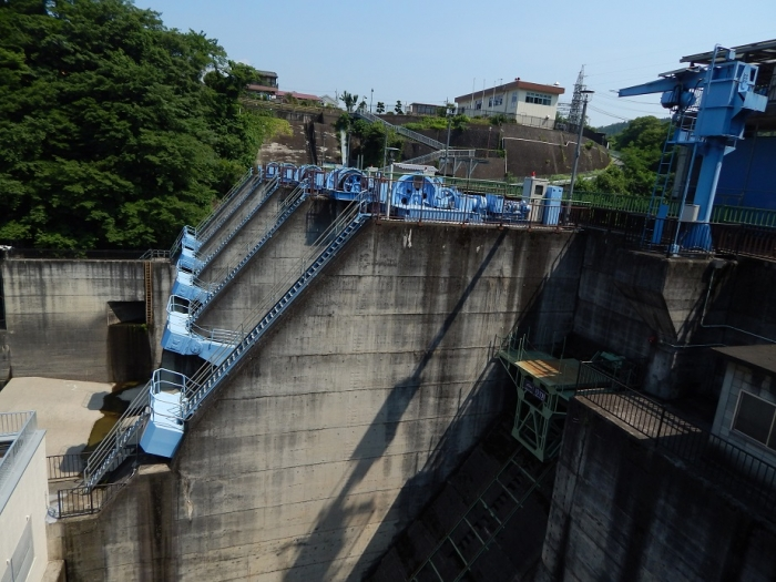 DSCN0544高津戸ダム