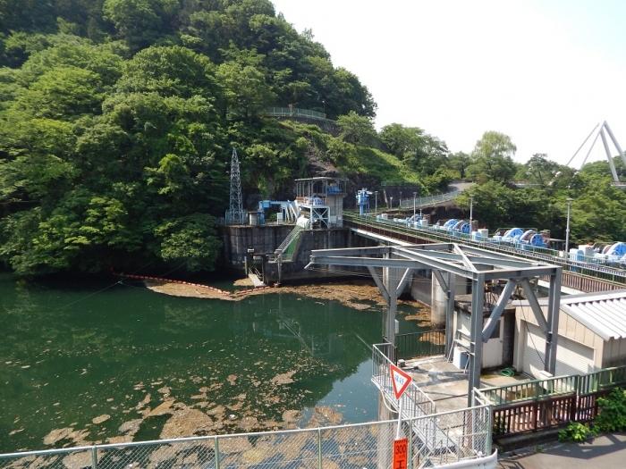 DSCN0567高津戸ダム