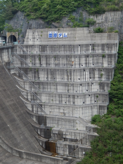 DSCN0642園原ダム