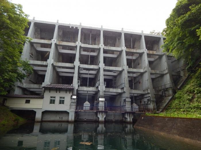 DSCN0772丸沼ダム