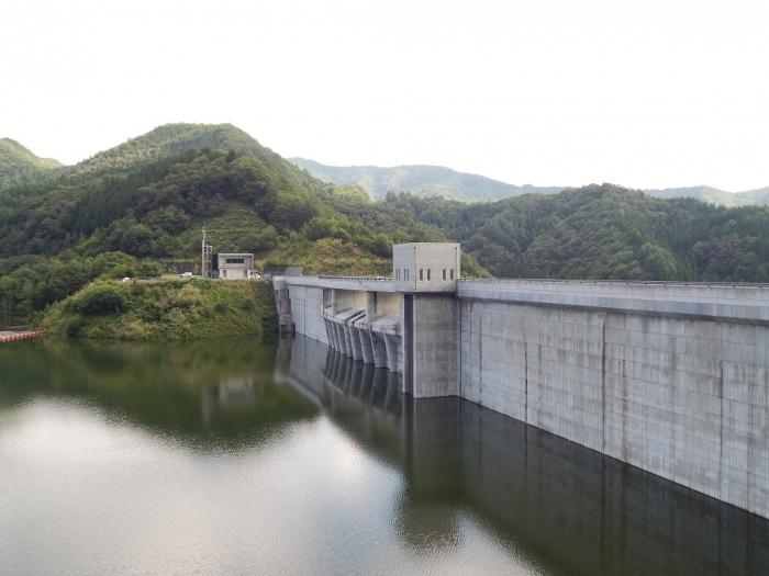 DSCN1041丹生川ダム