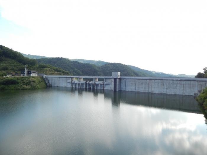 DSCN1043丹生川ダム